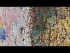 Martin Wohlwend -- Artist, Painter -- Sennwald Studio, CH 2011.04.25 - YouTube
