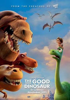 Click to View Extra Large Poster Image for The Good Dinosaur