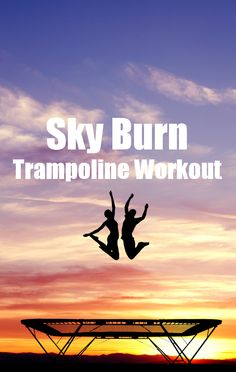 Dr. Jim Sears tried out the Sky Burn Workout, a trampoline workout that is high intensity and low impact, making it great for people with arthritis.