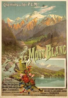 Vintage French Travel Poster, Poster Classics of France, French Travel Posters