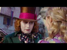 Alice: Através do Espelho - Trailer Dublado - 26 de maio nos cinemas