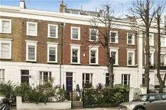 modern london brick house designs - Google Search