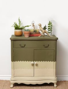 Get the look: sage and olive greens