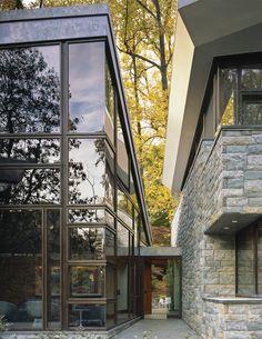 Glenbrook Residence,© Paul Warchol Photography