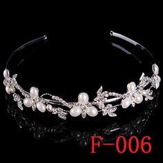 F006 Queen Sophia Tiara wedding bridal prom birthday pageant headpiece