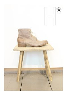 NEW COLLECTION MEN SS13 at the shop at HUMANOID: SHOES #MOMA
