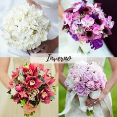 Buquê de noivas para o inverno Greenery, Floral Wreath, Wreaths, Wedding, Decor, Rustic Wedding Theme, Brides, Winter Time, Valentines Day Weddings