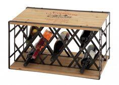 gotta have some type of wine storage