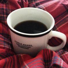 tartan, cup of tea