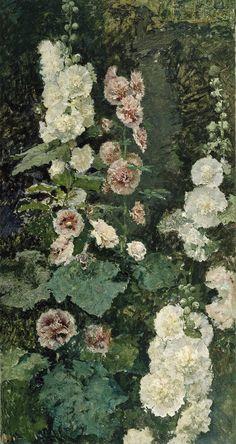 Malvas reales - Mariano Fortuny (1872)