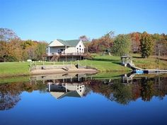 Rustic Lakefront Lodge in the Hocking Hills - $25/100/200 Off!
