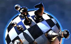 The world is a chess board. Aplayer who is on the other side of the board is hidden from us - Aldous Huxley - Aldous Huxley, Luxury Chess Sets, 3d Chess, Kings Game, Matching Cards, Chess Pieces, Counted Cross Stitch Patterns, Game Art, Hd Wallpaper