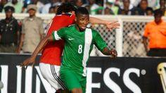 Man City congratulate Kelechi Iheanacho after maiden Nigeria strike