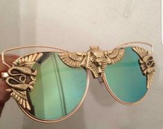 Anyone know where to find these? #sunglasses Egyptian Sunglasses