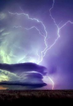Clouds & Lightning