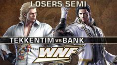 LOSERS SEMI - TekkenTim (Steve) vs. Bank (Claudio) - WNF 3.2 - Tekken 7 https://www.youtube.com/watch?v=1NVYlbZkpZI&t=25s