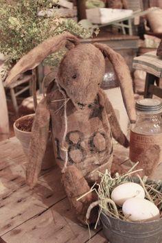 1892 Rabbit - Cinnamon Creek