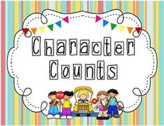 All Things Character Education!