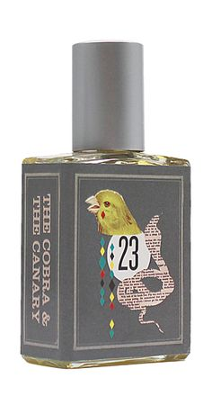 The Cobra & The Canary | Imaginary Authors Perfume