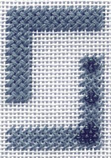 Discover thousands of images about About Composite Stitches - Needlepoint Teacher/ Bordado de Tapiceria/ Maria… Broderie Bargello, Bargello Needlepoint, Needlepoint Stitches, Needlepoint Canvases, Needlework, Hardanger Embroidery, Cross Stitch Embroidery, Hand Embroidery, Cross Stitch Patterns