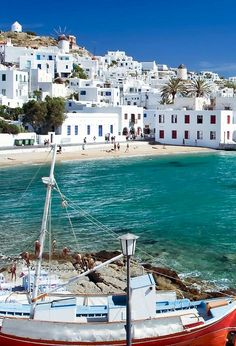 dream vacation...Italy or Greece.