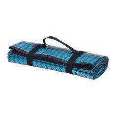 IKEA - NYSKÖRDAD, Piknik pléd, Gyorsan és könnyen összehajtható a helytakarékos tárolás érdekében.Könnyen magaddal viheted a piknikek és a kültéri családi kalandok