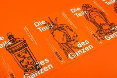 다음 @Behance 프로젝트 확인: \u201cDie Teile des Ganzen\u201d https://www.behance.net/gallery/54615109/Die-Teile-des-Ganzen