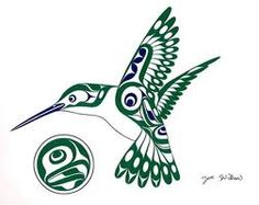 "Native art ""the bringer of joy"""