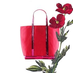 Discover more colors of the new Spring-Summer #cabas collection. Which one is your favourite? #vanessabruno #lecabas #bag #springsummer2016 #peony by vanessabrunoparis