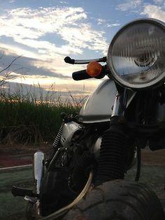 Cafe Racer - Honda GL 125