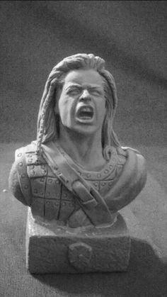Busto 54 mm de William wala
