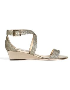14 Most Comfortable Wedding Shoes to Buy Right Now - Jimmy Choo from InStyle.com