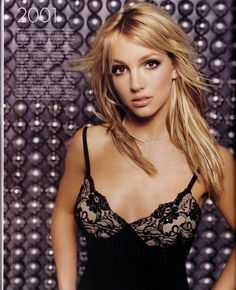 Britney Spears - American Photo Magazine 2003