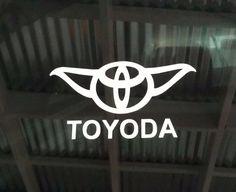 Image Result For Toyota Four Runner Logo Vinyl Car Windows - How to install custom die cut vinyl stickers