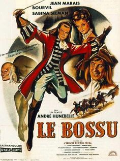 Le Bossu - film 1959