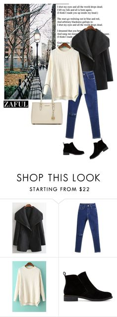 """www.zaful.com/?lkid=7493 (28)"" by nejra-e ❤ liked on Polyvore featuring Lucky Brand, MICHAEL Michael Kors and zaful"
