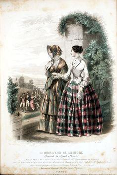 Fashion Plate - Le Moniteur de la Mode