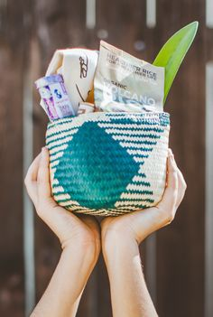 The GlobeIn Artisan Box.  A subscription you can feel good about.