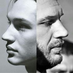 Tommy Then & Now. Always beautiful.
