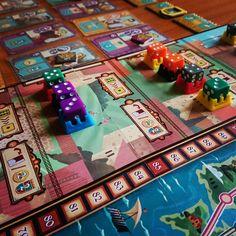 #Coimbra ist wirklich gut. Leider etwas untergegangen #brettspiele #brettspiel #fb Games, Instagram, Board Games, Adventure, Toys, Game