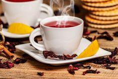 This tea is very high in Vitamin C to boost the immune system. Cinnamon Chips, Cinnamon Sticks, Honey Lemon, Tea Blends, Drying Herbs, Lemon Grass, Vitamin C, Hibiscus, Red Color