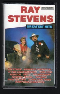 Greatest Hits (1987) Ray Stevens. I went through a lengthy period of Ray Stevens adoration. This was well before his patriotic bent circa 2001.