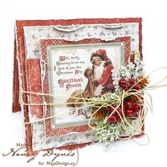 I'm so happy you're here today! I have a bit of Christmas cheer to share with you on this happy Tuesday. Are you in the midst. Diy Holiday Cards, Christmas Cards 2018, Create Christmas Cards, Stamped Christmas Cards, Beautiful Christmas Cards, Christmas Labels, Homemade Christmas Cards, Vintage Christmas Cards, Christmas Greeting Cards