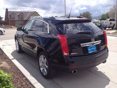 My Cadillac SRX