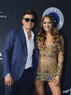 Enrique Hernandez' Girlfriend Mariana Vicente (Bio, Wiki ...