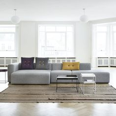 Hay Sofa from the MAGS collection by HAY.