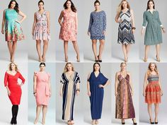 Spring Summer 2014 Plus Size Guest Dresses by Bloomingdales