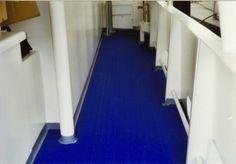 Decksbelag Bergo MARINE in dunkelblau verschiedene Decksbereiche