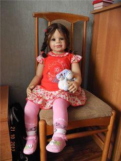 Снижение цены-17 тыс!!! О-о-очень редкая и реалистичная малышка Кимми (выпуск только для США). / Коллекционные куклы (винил) / Шопик. Продать купить куклу / Бэйбики. Куклы фото. Одежда для кукол Reborn Toddler Girl, Dolls, Baby Dolls, Puppet, Doll, Baby, Girl Dolls