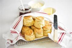 See how the Mother of baking, Margaret Fulton, cooks this scrumptious afternoon tea treat.